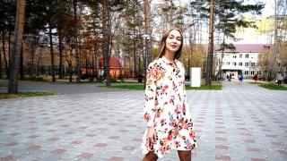 Краса студенчества России. Тюменский ГМУ. Киселева Мария.