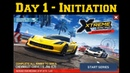 Need for Speed No Limits™ Xtreme Racing Championship Day 1