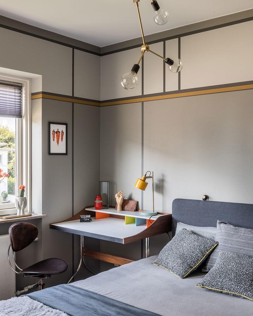 Квартира дизайнера Анастасии Стенберг в Копенгагене || 02