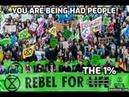 Extinction Rebellion - Rebels For The 1% - David Icke