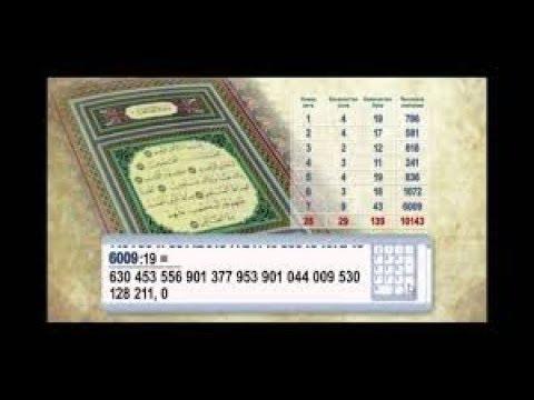 Невероятная Математика Корана обзор