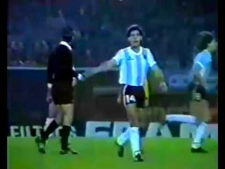 Copa  America   1983    Argentina  x    Brasil