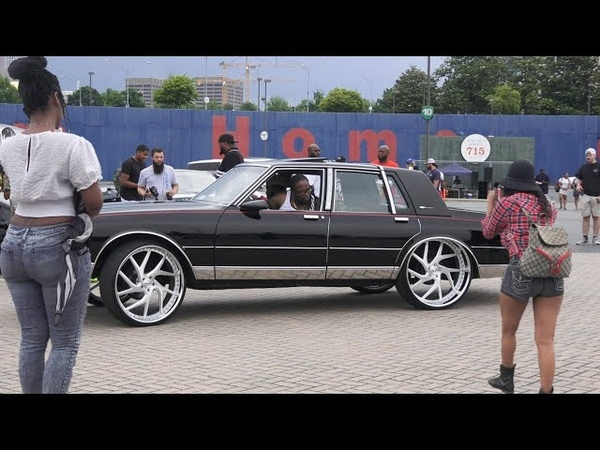 Veltboy314 Certified Summer Car Bike Show FULL VIDEO Whips Stuntin Girls Atlanta GA