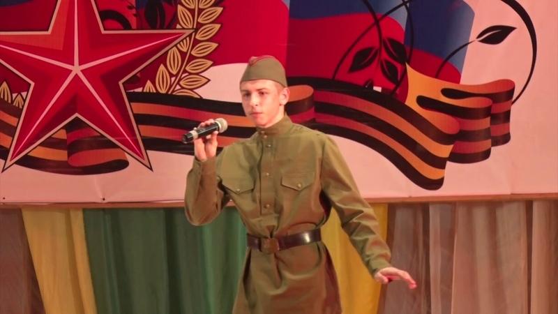 отр из поэмы А Твардовского Василий Тёркин чит Руслан Житков