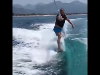 - - @ovi8 getting loose on a wakeskate is the best thing youll see all day! ignastyashubskaya