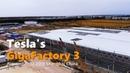 (Nov 12 2019)Tesla Gigafactory 3 in Shanghai Construction Update 4K 上海特斯拉超级工厂3 建造进度更新