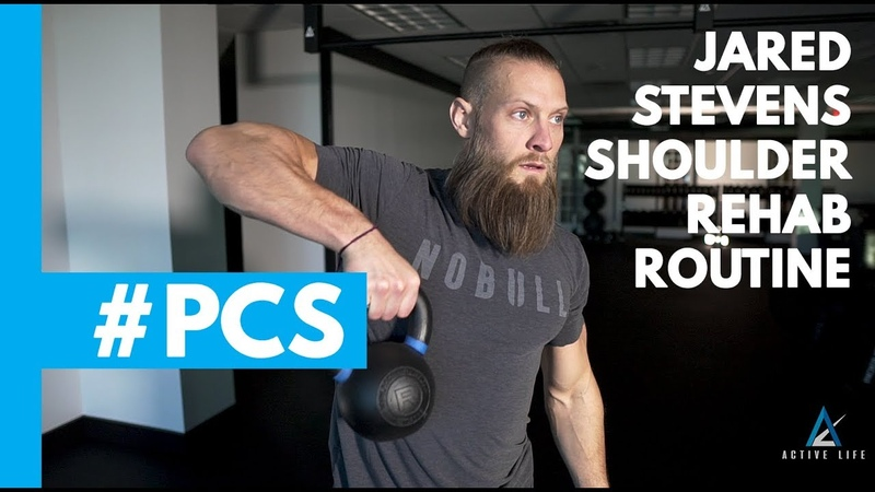 Jared Stevens Shoulder Rehab PCS 20200107