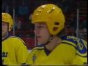 World Cup 1989. SWEDEN - CSSR (22.04.1989, group tournament)