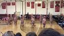 Rye High School senior Halloween dance dinosaurs