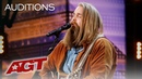 WOW! Chris Kläffords Cover Of Imagine Might Make You Cry - Americas Got Talent 2019