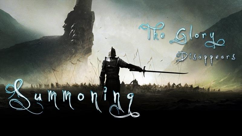 Summoning - The Glory Disappears (Español - English) Lyrics (CC)
