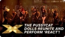 The Pussycat Dolls REUNITE and perform new song 'React' Final X Factor Celebrity
