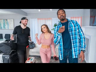 Abigail Mac - I Fucked My BnB Host RealityKings Big Tits Ass Interracial BBC Cheating Blowjob Doggystyle Cowgirl Facial Порно