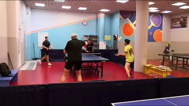 онлайн турнир ttplayspb по настольному теннису в ТТКЛУБ