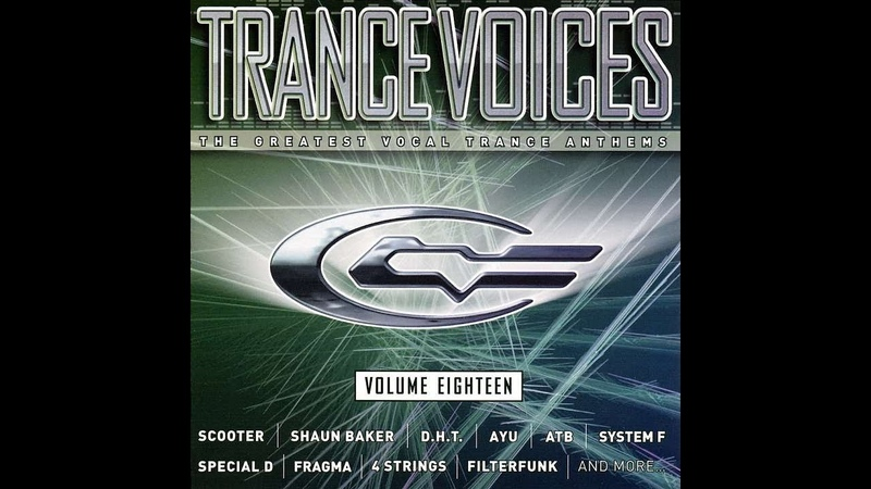 Trance Voices 18 CD2