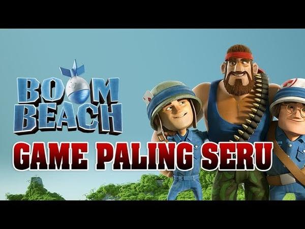 Game Strategi Paling Seru - Boom Beach