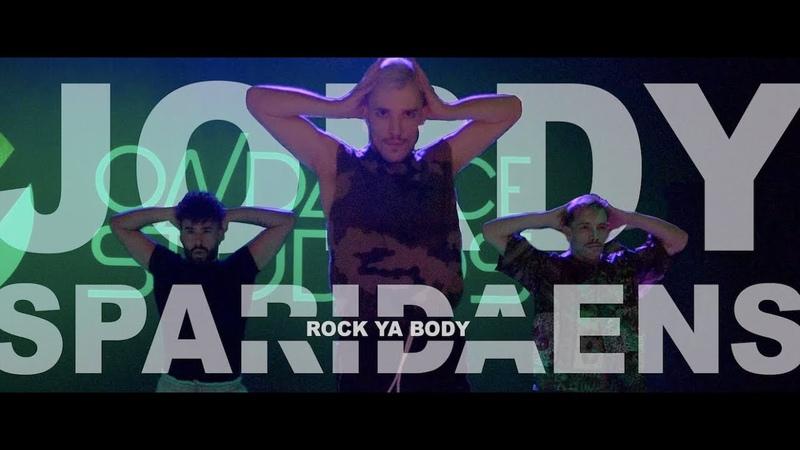 JORDY SPARIDAENS | ROCK YA BODY | Navidance 2019 ON Dance Studios Sevilla