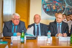 Стратегию развития сельского хозяйства обсудили областные власти