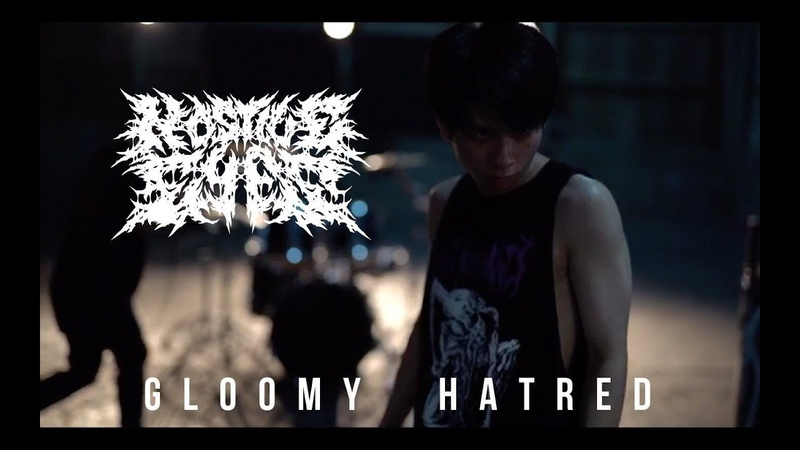 HOSTILE EYES - GLOOMY HATRED [OFFICIAL MUSIC VIDEO] (2019) SW EXCLUSIVE