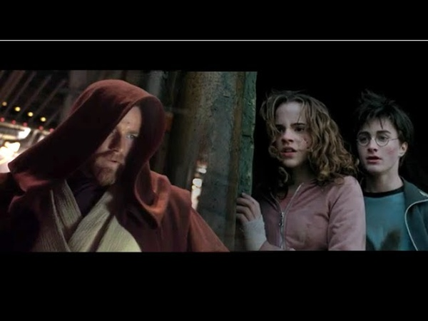 Harry Potter Star Wars - crossover - believer
