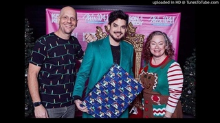 INTERVIEW / AUDIO/ Adam Lambert talks toys, Queen and singing in front of Cher, Dec 14