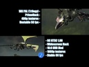 Metroid Prime Meta Ridley GC vs Wii comparison