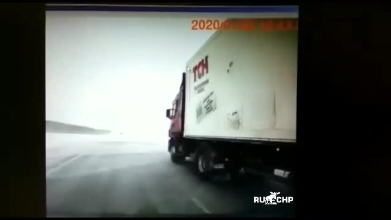 Авария в Новосибирской области