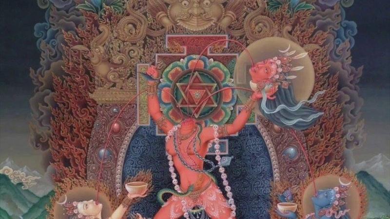 Chinnamasta Bija Mantra HUM