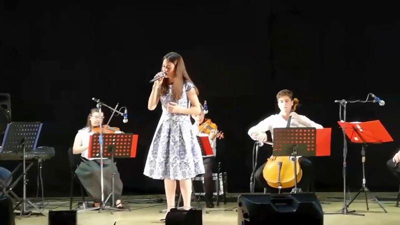 Laura Bretan - Hallelujah Nothing Else Matters live Buzau 24.09.19