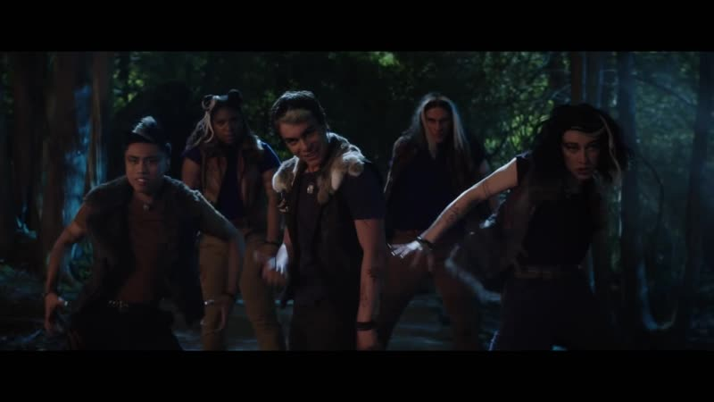 Chandler Kinney, Pearce Joza, Baby Ariel - We Own the Night (Саундтрек к/ф Z-O-M-B-I-E-S 2 / OST 2020) HD1080