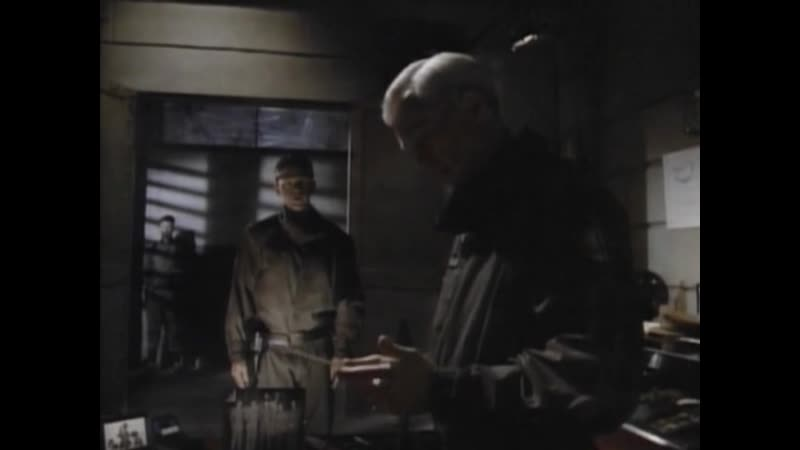 Капитан Пауэр и Солдаты будущего 3 серия DVDRip