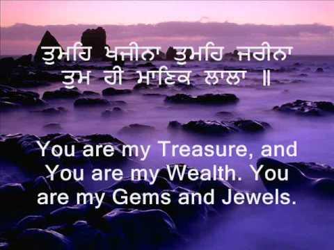 AWESOME SHABAD Rasna Japti Tuhi Tuhi Must Listen