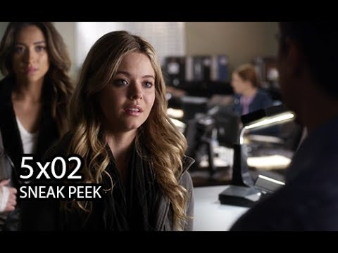 Pretty Little Liars 5x02 Sneak Peek 2 Whirly Girl Season 5 Episode 2