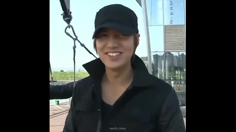 Lee Min Ho City Hunter BTS