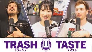 Sitting Down with a Japanese 𝒫ó𝓇𝓃𝓈𝓉à𝓇 (ft. Shibuya Kaho) | Trash Taste #11