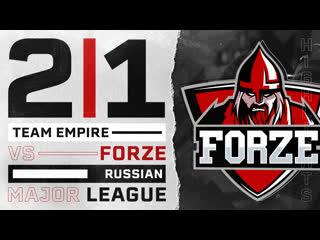 Team Empire vs forZe  RML Highlights