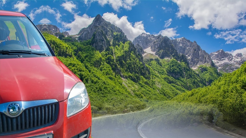 Строго на юг Большое автопутешествие по дорогам Румынии Сербии Черногории Албании и Украины