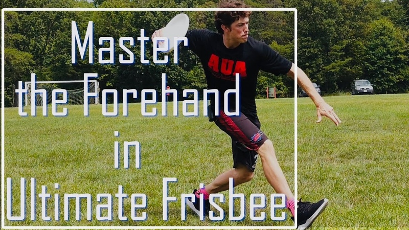 How to Throw a Forehand in Ultimate Frisbee