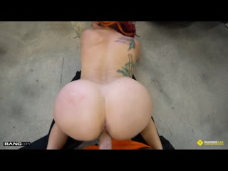 Roxxxie Blakhart - Gets Her Classic Car Back But It Comes At A Price - All Sex POV Redhead Big Tits Ass MILF, Porn