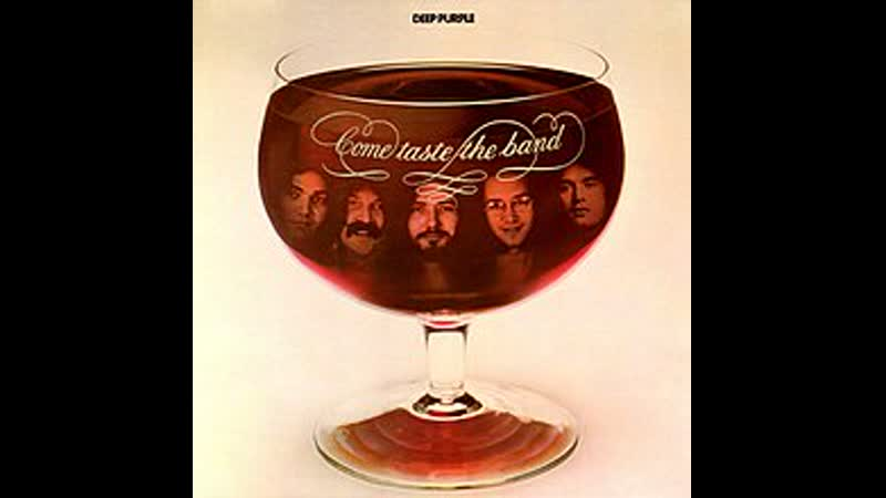 Deep Purple Love Child Come Taste the Band Tour 1975 1976