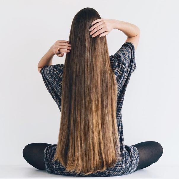 Фото длинных волос картинка