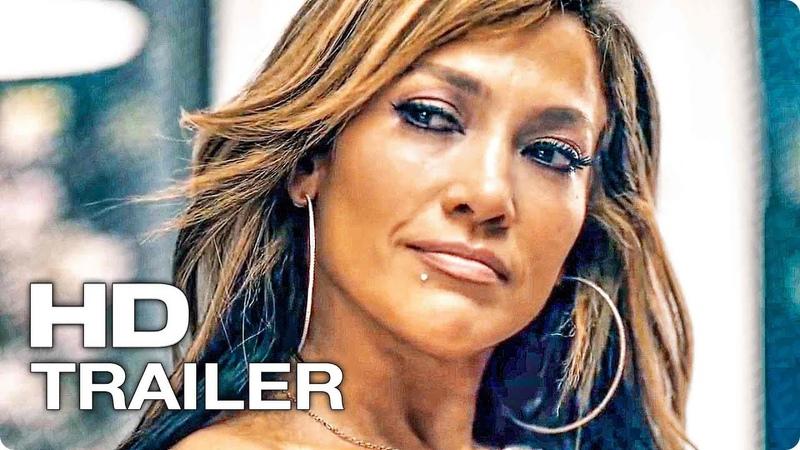 СТРИПТИЗЁРШИ Русский Трейлер 2 2019 Дженнифер Лопез Карди Би Comedy Movie HD