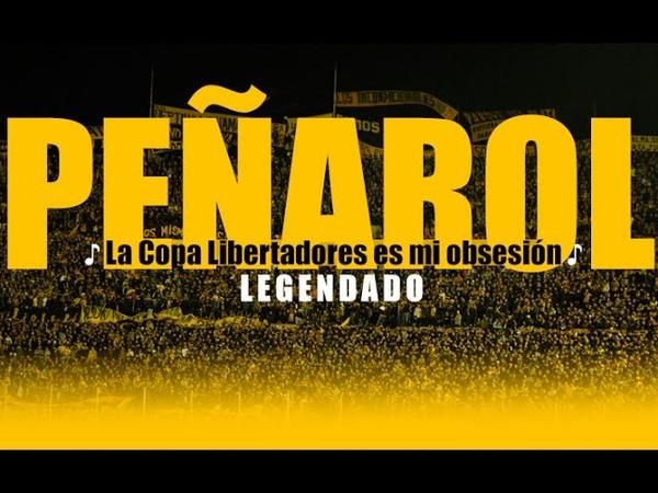 Barra Amsterdam Peñarol ♪ La Copa Libertadores es mi obsesión ♪ LEGENDADO