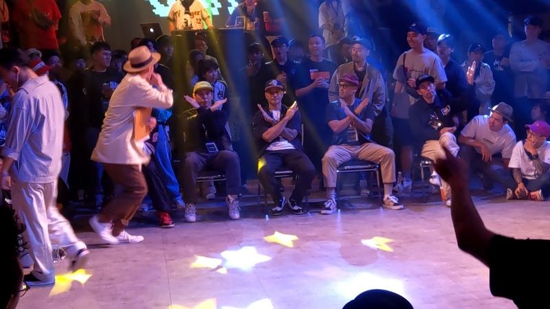 Rainliu vs Dandy ¦ Wild card ¦ Being on our groove vol.7   Danceproject.info