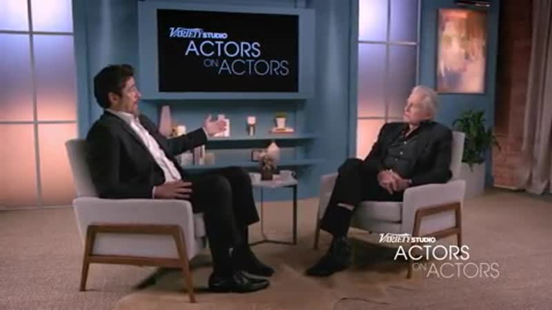 Actors on Actors: Бенисио Дель Торо и Майкл Дуглас