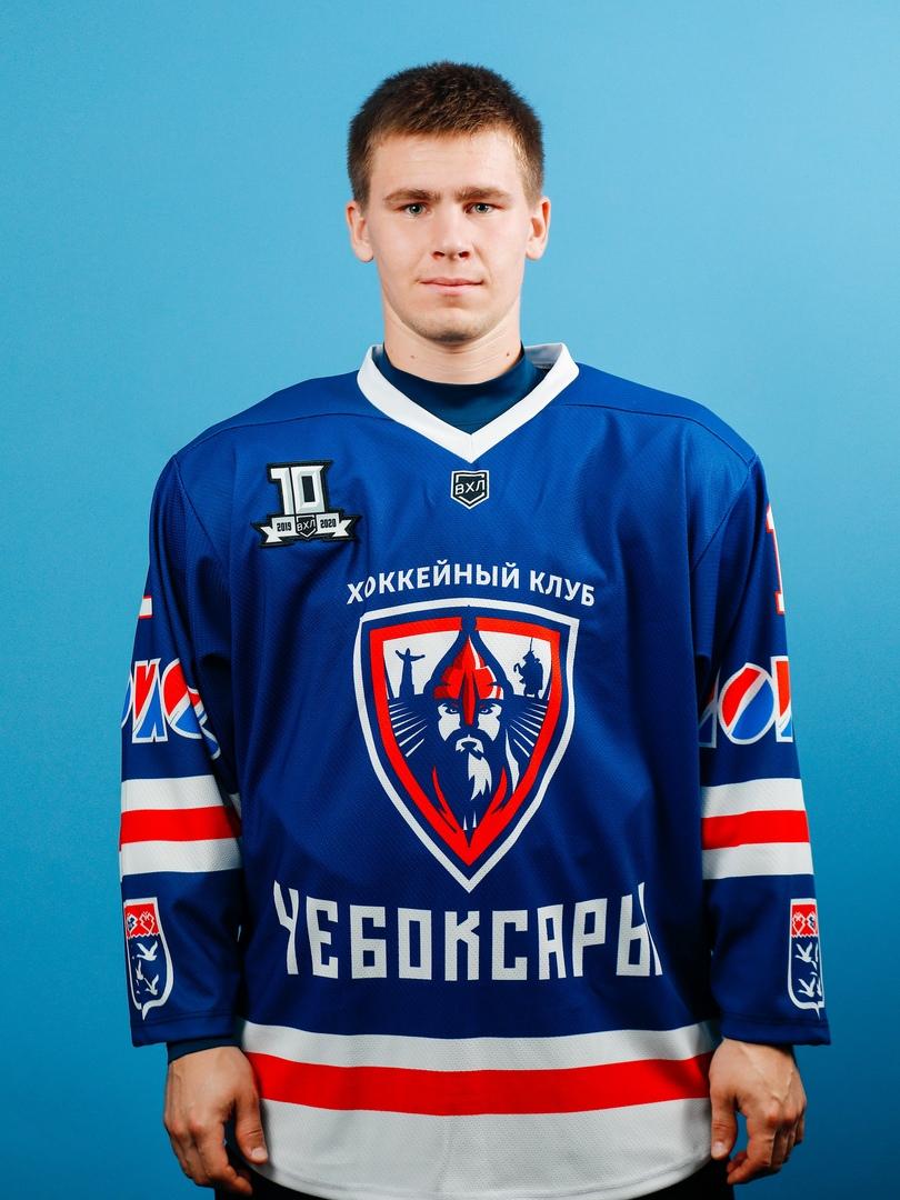 Алексей Плюснин ХК Чебоксары