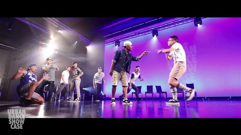 Keone Mariel Madrid, Lyle Beniga, Shaun Evaristo, S**t Kingz / 310XT Films / URBAN DANCE SHOWCASE