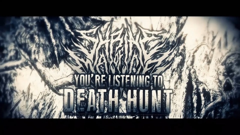 SHRINE OF MALICE - DEATH HUNT [OFFICIAL LYRIC VIDEO] (2019) SW EXCLUSIVE