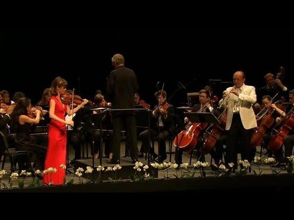 Bach Violin Oboe Concerto Lisa Batiashvili François Leleu Christian Zacharias VFCO