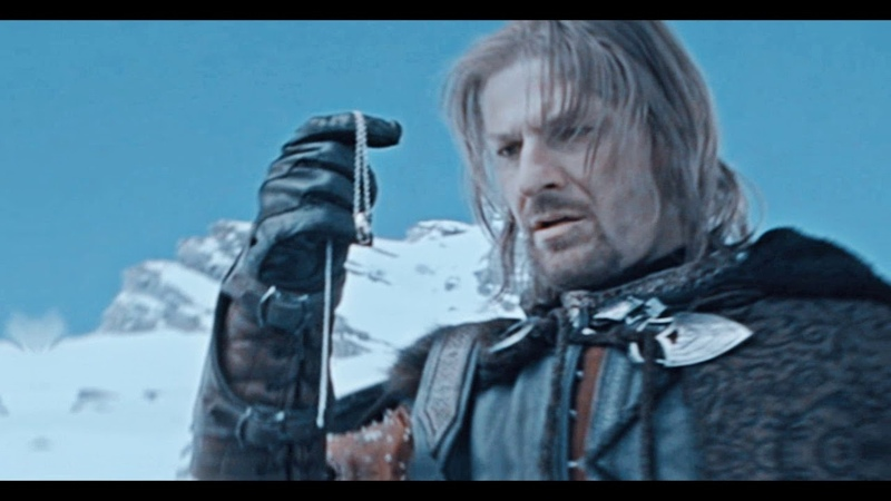 Boromir i Lord of the Rings IG Edit